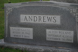Alton Roland Andrews