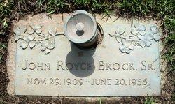 John Royce Brock