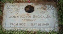 John Royce Brock, Jr