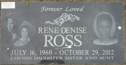 Renee Denise Ross