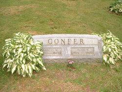 Frances Marion <i>Forney</i> Confer