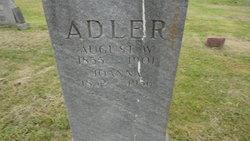 August W Adler