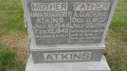 Anna <i>Dougherty</i> Atkins