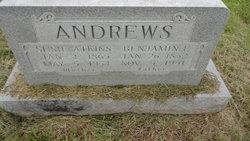 Susie <i>Atkins</i> Andrews