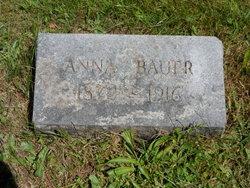 Anna C. <i>Reimer</i> Bauer