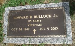 Edward Ray Ed Bullock