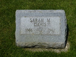 Sarah M. Davis