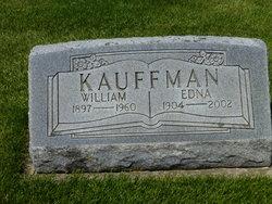 Edna Grace <i>Lehman</i> Kauffman