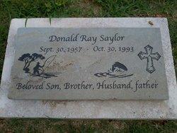 Donald R. Saylor