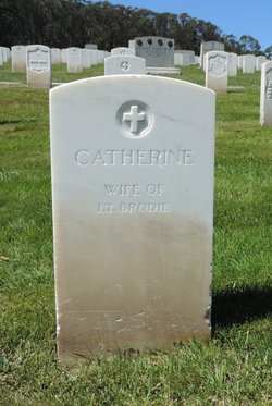 Catherine Kate <i>Reynolds</i> Brodie