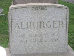 Marion B. Alburger