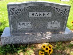 Mildred A. <i>Sterner</i> Baker