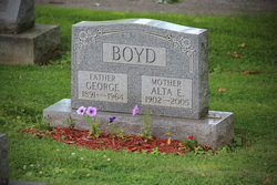 Alta Elizabeth <i>Sampson</i> Boyd