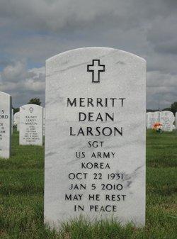 Merritt Dean Larson