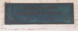 Algernon E. Tiffany