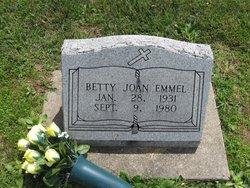 Betty Joan Emmel