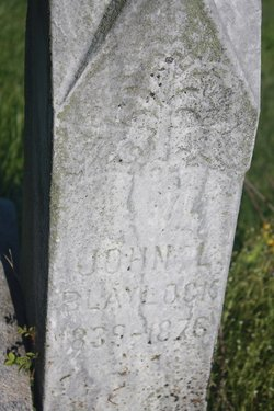John L Blaylock