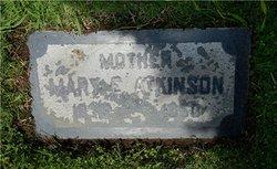 Mary Elizabeth <i>Housley</i> Atkinson
