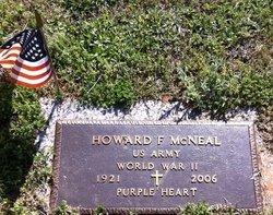 Howard Freeman McNeal