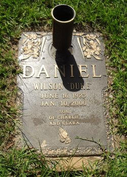Wilson Duke Daniel