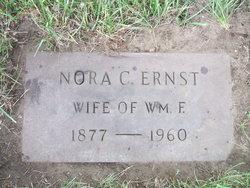Nora Elizabeth <i>Campbell</i> Ernst