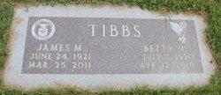 James Miller Tibbs