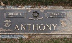 Norma Jean <i>Eyster</i> Anthony