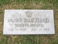 Mrs Lillian Delia Billie <i>St. Aubin</i> Ellis Pressel