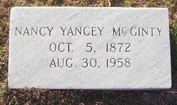 Nancy Nan <i>Yancey</i> McGinty