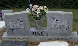 Dorothy J. <i>Jones</i> Bing