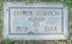Esther <i>Dix</i> Rushton