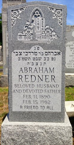 Abraham Redner