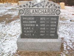 Alice A Blanchard