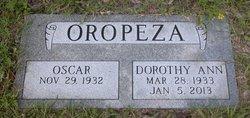 Dorothy Ann <i>Miller</i> Oropeza