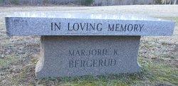 Marjorie <i>Krogstad</i> Bergerud