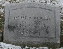 Anna Boyd Ann <i>McInnes</i> Baugher