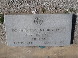 Donald Eugene Besetsny