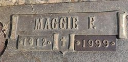 Mary Magdaline Maggie F <i>Fulcher</i> Copeland