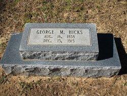 George Marion Hicks