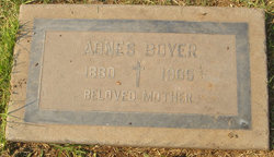 Agnes Boyer