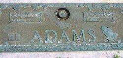 Malissa A Adams