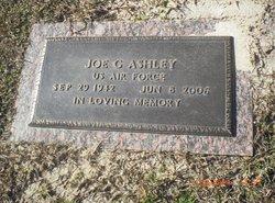 Joe G Ashley
