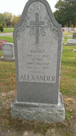 Wilfred Alexander