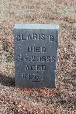 Claris B.