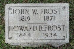 John W Frost