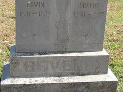 Virginia A. <i>Greene</i> Bevens