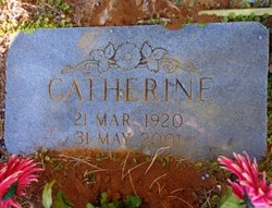 Catherine Armstrong
