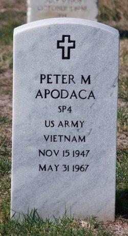 Spec Peter Michael Apodaca