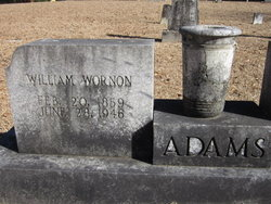 William Wornon Adams