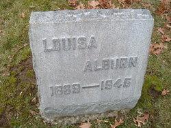 Louisa <i>Kober</i> Alburn
